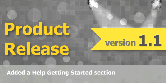 Product Release 1.1